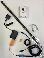 FlightAware ADS-B Complete System Raspberry + 1090MHz Antenna + USB + SMA Filter