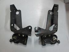 Coppia supporti e serrature sedili posteriori Lancia Delta GT, LX, HF  [903.15]