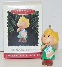 Hallmark Keepsake Ornament Peanuts Gang Sally 1996 original box