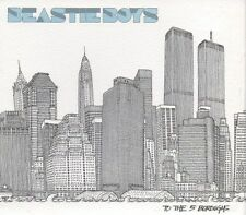 BEASTIE BOYS (TO THE 5 BOROUGHS CD - BRAND NEW + FREE POST)