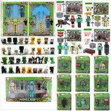 Minecraft Collection Action-Figur Spielzeug Steve Enderman Creeper Geschenk -
