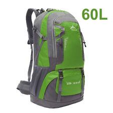 60L Rucksack Backpack Wanderrucksack Outdoor Trekking Camping Reisetasche Sport