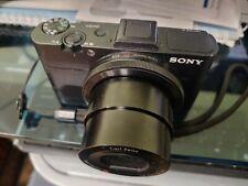 Sony Cyber-shot DSC-RX100 II 20.2MP Digital Camera - Black