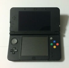 USED New Nintendo 3DS Console System Black Only JAPAN import Japanese game