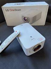 "LG CineBeam HF60LSR Portable Projector Full HD 1400 lumen, 2 x HDMI ""Excellent"""
