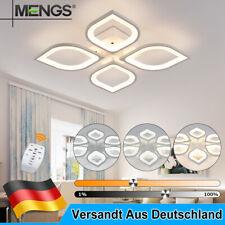 32W Dimmbar Deckenleuchte Kronleuchter Deckenlampe Leuchte LED Mit Fernbedienung