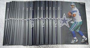 "Tony Romo 5 Fathead Dallas Cowboys 7"" Decal NFL E Illinois Panthers Pro Bowl"