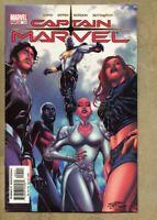 Captain Marvel #25-2001 fn/vf 7.0 last issue Peter David Phyla-Vell Moondragon