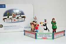 Dept. 56 Snow Village Accessory~ The Looney Tunes Animation Film Festival #54983