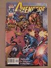 Avengers Vol.2 #1 Marvel Comics 1996 Series Rob Liefeld 9.4 Near Mint VARIANT