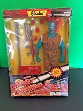 "1993 Capcom Street Fighter 2 GI Joe  BLANKA 12"" Action Figure Doll MIB"