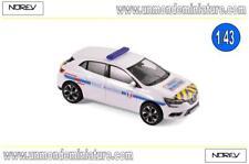 Renault Megane de 2016 Police Municipale  NOREV - NO 517724 - Echelle 1/43