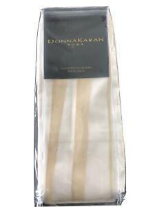 Donna Karan Home Awakening Collection Silk Organza Euro Sham in Blush $215