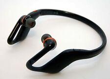 NEW Motorola S11-HD Wireless Bluetooth All-BLACK Stereo Headphones System ear