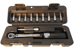 Jobsworth Pro Torque Wrench Set