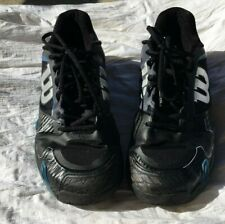 Wilson Rush-Pro 2.0 Mens Tennis Shoes - Blue Black, Size Us 10.5