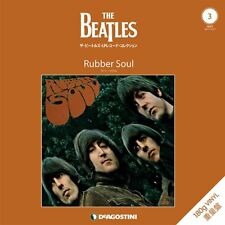 Beatles LP Record Collection RUBBER SOUL 180g Vinyl Deagostini Japan Magazine