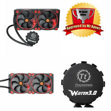 Thermaltake CL-W138-PL14SW-A Pacific Water 3.0 Riing Red LED 280 mm CPU Water Co