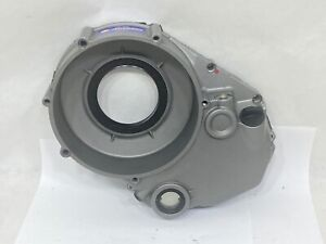 OEM Ducati Dry Clutch Housing Engine Motor Right Side Cover Gray Grey