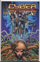 Image Comics, Cyber Force, Vol 2 #11, March 1995 (1st Printing) - Mint (MT)