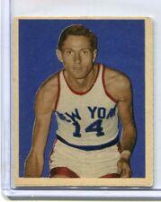 1949 Bowman TOMMY BYRNES Knickerbockers #64 EX