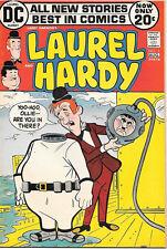 Larry Harmon's Laurel and Hardy Comic Book #1, DC Comics 1972 FINE+