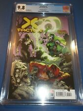 X-Factor #1 Marvel Zombies Variant CGC 9.8 NM/M Gorgeous gem Wow
