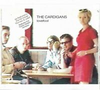 THE CARDIGANS - LOVEFOOL - CD SINGLE  ~
