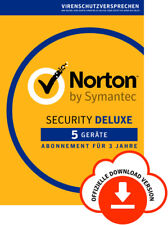 Norton Security Deluxe 3.0 5 Geräte -3 Jahre- Download