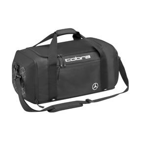 "Mercedes Benz Original Men's Golf Sport Bag Black/White "" Cobra "" New Boxed"