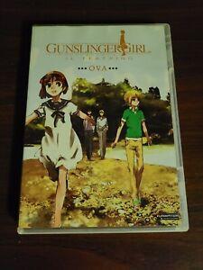 GUNSLINGER GIRL  IL TEATRINO   OVA  (DVD, 2009)
