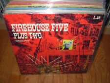 FIREHOUSE FIVE plus two vol 4 ( jazz ) 10""