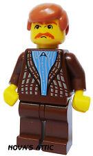 Lego Harry Potter oncle Vernon Dursley minifigure NEUF