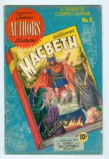 Stories by Famous Authors #6 Macbeth by William Shakespeare VG-