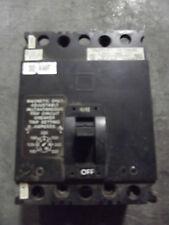 Square D 30 Amp Breaker FAL3603015M  3 POLE 600VAC
