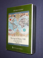 Teaching Co Great Courses DVDs              AGE OF HENRY VIII    new & sealed