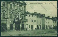 Novara Carpignano Sesia cartolina QQ5275