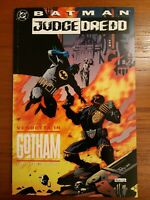 DC COMICS | BATMAN / JUDGE DREDD: VENDETTA IN GOTHAM | 1993 | FLEETWAY EDITIONS