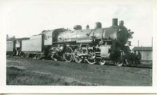 7B792 RP 1953 C&NW CHICAGO & NORTH WESTERN RAILROAD ENGINE #604