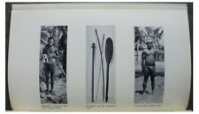 1933 Cheesman - MALEKULA - NEW HEBRIDES - Cannibalism - Indegenous Custom - 03
