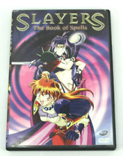 Slayers - The Book of Spells (DVD, 2000) Animie