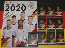 Rewe Sammelalbum DFB EM 2020 NEU ! + 10 Sammelkarten DFB Sammelalbum Leeralbum!