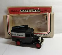 LLEDO DAYS GONE MODEL A FORD VAN - DAILY EXPRESS - 175 SHOT DOWN - BOXED