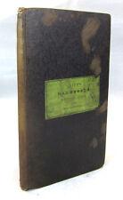 Harrogate Medical Guide, Treatise on Mineral Waters of Harrogate, 1842 - SCARCE