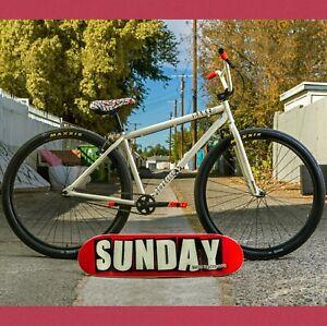 "2021 Sunday X Baker Collection 29"" BMX -NEW UNOPENED!"