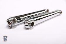 Specialized Bmx Parts Crank Arm 8 Spline Bike Set Crmo 175 Mm Tubular Chrome New