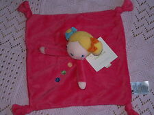 Mothercare Roll Up Soft & Flufty baby blankie comforter toy BNWT *** NEW ***