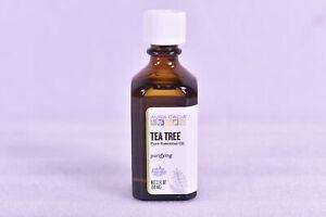 Aura Cacia 100% Pure Essential Oil, Purifying Tea Tree Scent, 2 oz