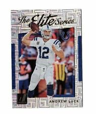 2017 Donruss Football Andrew Luck The Elite Series
