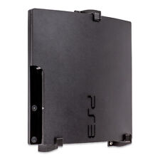 Wall Mount for PlayStation 3 PS3 Slim Game Console, PS3 Wall Bracket, Black